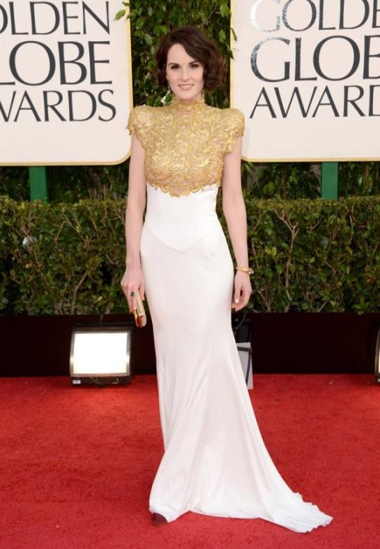 Golden-Globes-2013-Michelle-Dockery-600x867