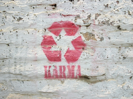 Karma Recycled