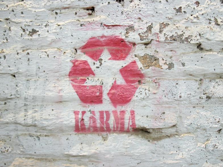 Karma Recycled