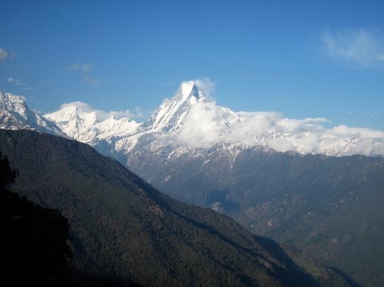 Machhapuchhre (6993m)