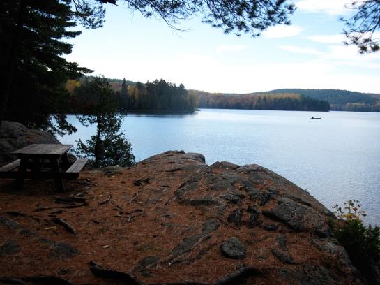 Lac la Pêche