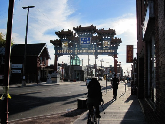 Auf nach Chinatown - Let's go to Chinatown