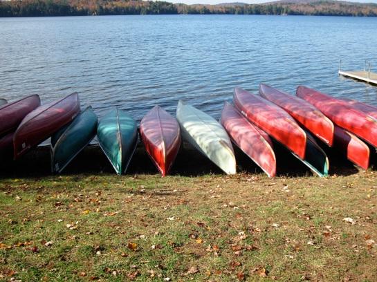 Kanus - Canoes