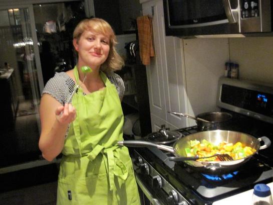 Die deutsche Köchin - The German Chef