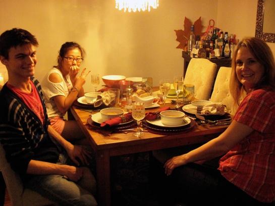 Cheese! - Dmitri, Shary und Candi