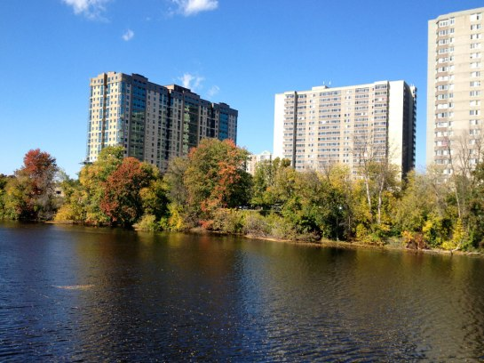 Real Estate and a bit of Indian Summer