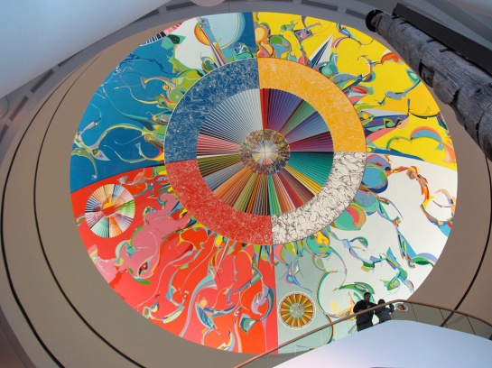 """Morning Star"" by Alex Janvier"