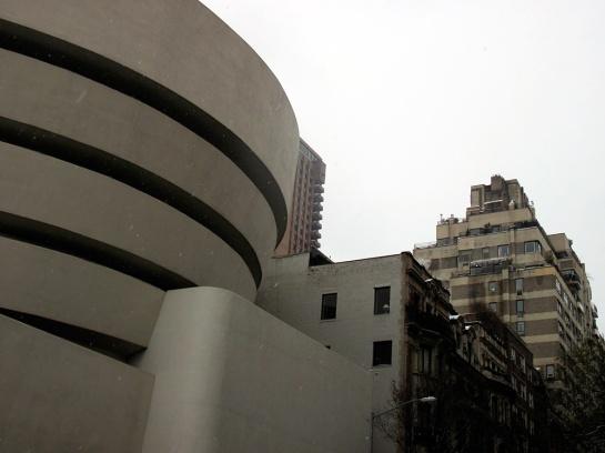 Architektonische Kontraste - Architectural contrasts