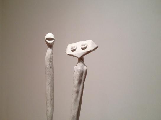 Im MoMA: Max Ernst ist einfach der beste: Mondspargel - At MoMA: Max Ernst is simply the best: Lunar Asparagus