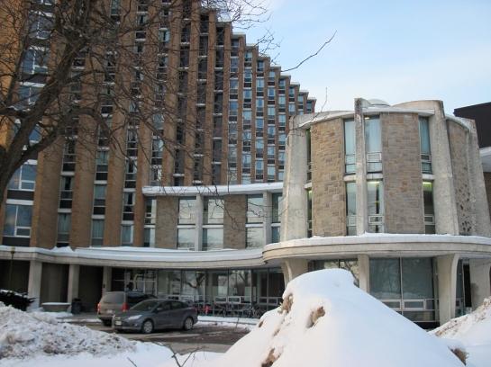 Waldron Tower Studentenwohnheim - Waldron Tower Student Residence