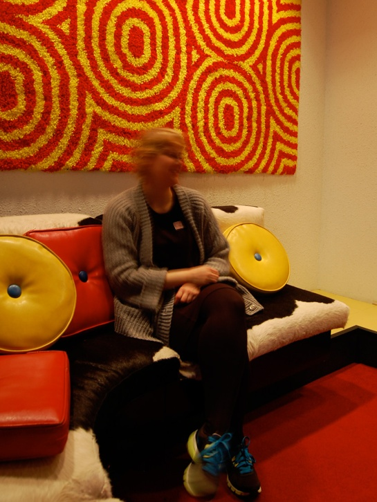 Psychedelic Film Lounge