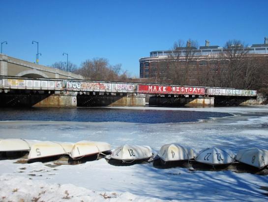 Make History - Charles River